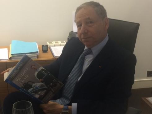 Jean TODT Président FIA